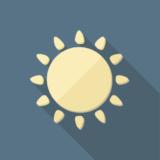 よく晴れた夏の日|同音異義語クイズ