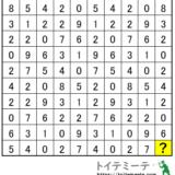 100個の数字|おかしな数字クイズ